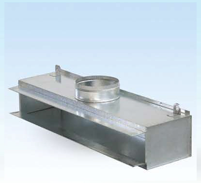 Liner plenum box